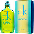 Ck One Summer Edt Spray 3.4 oz (Limited Edition 2014) for unisex by Calvin Klein