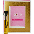 Bois 1920 La Vaniglia Eau De Parfum Vial On Card for unisex by Bois 1920