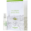 Un Jardin Sur Le Toit Edt Spray Vial for women by Hermes