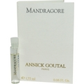 Mandragore Eau De Toilette Vial On Card (New Packaging) for women by Annick Goutal