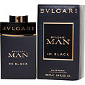 Bvlgari Man In Black Eau De Parfum Spray 3.4 oz for men by Bvlgari
