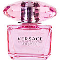 Versace Bright Crystal Absolu Eau De Parfum Spray 3 oz *Tester for women by Gianni Versace