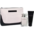 Narciso Rodriguez L'Eau For Her Edt Spray 1.7 oz & Body Lotion 2.5 oz & Pouch for women by Narciso Rodriguez