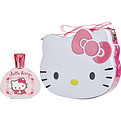 Hello Kitty Edt Spray 3.3 oz & Lunch Box for women by Sanrio Co.