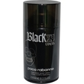 Black Xs L'Exces Body Spray 8.5 oz for men by Paco Rabanne