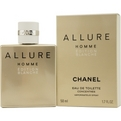 ALLURE EDITION BLANCHE Cologne oleh Chanel
