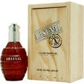 ARSENAL RED Cologne by Gilles Cantuel