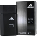 Adidas Moves 0:01 Cologne oleh Adidas