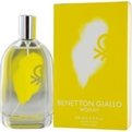 BENETTON GIALLO Perfume ar Benetton