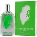 BENETTON VERDE Cologne por Benetton