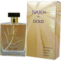 BEVERLY HILLS 90210 TOUCH OF GOLD Perfume poolt