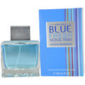 BLUE FRESH SEDUCTION Cologne poolt Antonio Banderas