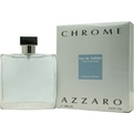 CHROME Candles von Azzaro