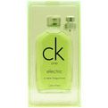 CK ONE ELECTRIC Fragrance esittäjä(t): Calvin Klein