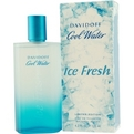 COOL WATER SUMMER ICE FRESH Cologne pagal Davidoff