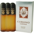 CUBANO COPPER Cologne by Cubano