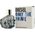 DIESEL ONLY THE BRAVE Cologne poolt Diesel