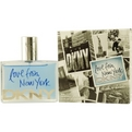 DKNY LOVE FROM NEW YORK Cologne par Donna Karan