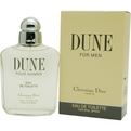 DUNE Cologne door Christian Dior