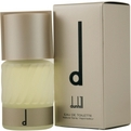 D BY DUNHILL Cologne da Alfred Dunhill