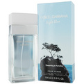 D & G LIGHT BLUE DREAMING IN PORTOFINO Perfume by Dolce & Gabbana