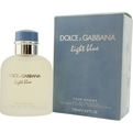 D & G LIGHT BLUE Cologne Autor: Dolce & Gabbana