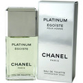EGOISTE PLATINUM Cologne z Chanel