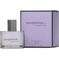 EXCEPTIONAL-BECAUSE YOU ARE Perfume poolt Exceptional Parfums