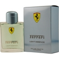 FERRARI LIGHT ESSENCE Cologne por Ferrari