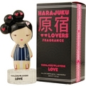 HARAJUKU LOVERS LOVE Perfume poolt Gwen Stefani