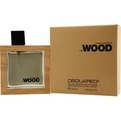 HE WOOD Cologne per Dsquared2