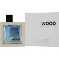 HE WOOD OCEAN WET WOOD Cologne pagal Dsquared2