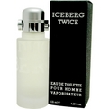 ICEBERG TWICE Cologne by Iceberg