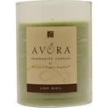 LIME BASIL SCENTED Candles door Lime Basil Scented
