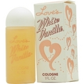 LOVES WHITE VANILLA Perfume door Dana