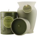 OLIVE BLOSSOM & LILAC ESSENTIAL BLEND Candles poolt Olive Blossom & Lilac Essential Blend