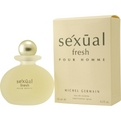 SEXUAL FRESH Cologne esittäjä(t): Michel Germain