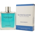 SILVER SHADOW ALTITUDE Cologne per Davidoff