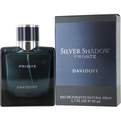 SILVER SHADOW PRIVATE Cologne Autor: Davidoff