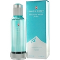 SWISS ARMY MOUNTAIN WATER Perfume por Victorinox