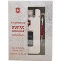 SWISS ARMY SNOWFLOWER Perfume by Victorinox