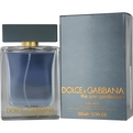 THE ONE GENTLEMAN Cologne poolt Dolce & Gabbana
