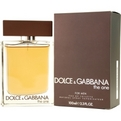 THE ONE Cologne poolt Dolce & Gabbana