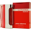 ULTRARED Cologne ved Paco Rabanne