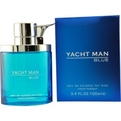 YACHT MAN BLUE Cologne by Myrurgia