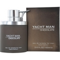 YACHT MAN CHOCOLATE Cologne by Myrurgia