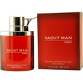 YACHT MAN RED Cologne by Myrurgia