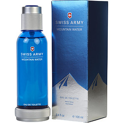 Swiss Army Mountain Water