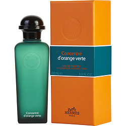 Hermes d'Orange Vert Concentre