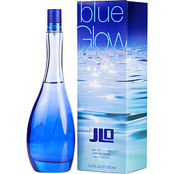 Blue Glow Jennifer Lopez